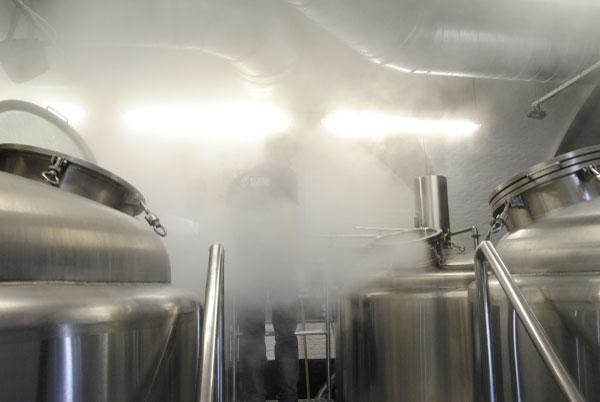 Brouwerij Helderse Jongens ingeschakeld